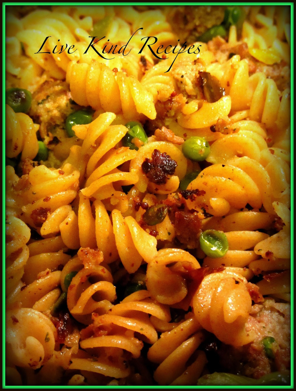 Quick And Easy Vegan Recipes  LIVE KIND RECIPES Vegan Pasta Upma A quick and easy