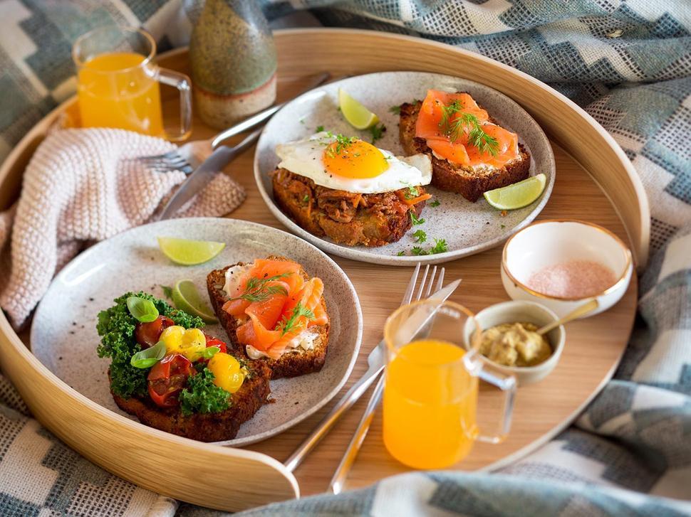 Quick Breakfast Recipes With Bread  Quick Breakfast Bread Recipe Viva