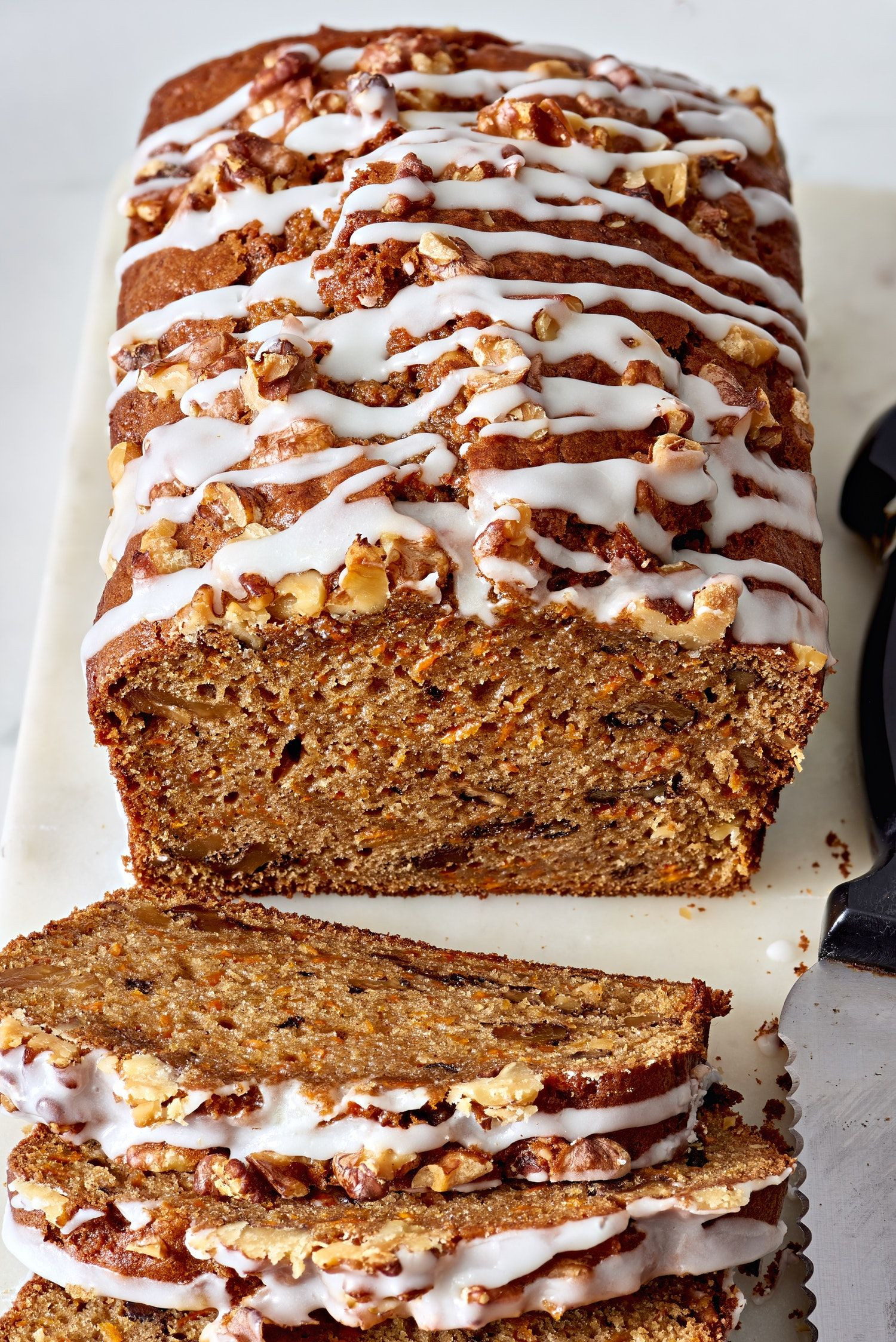 Quick Breakfast Recipes With Bread  Carrot Quick Bread Recipe