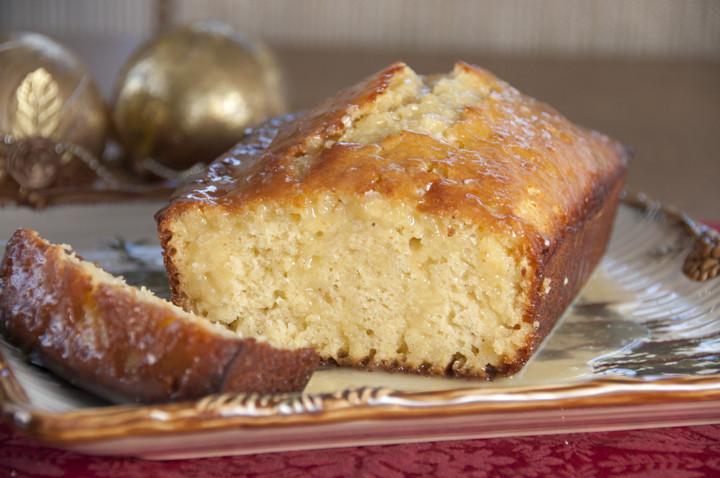 Quick Breakfast Recipes With Bread  Orange Glazed Eggnog Quick Bread