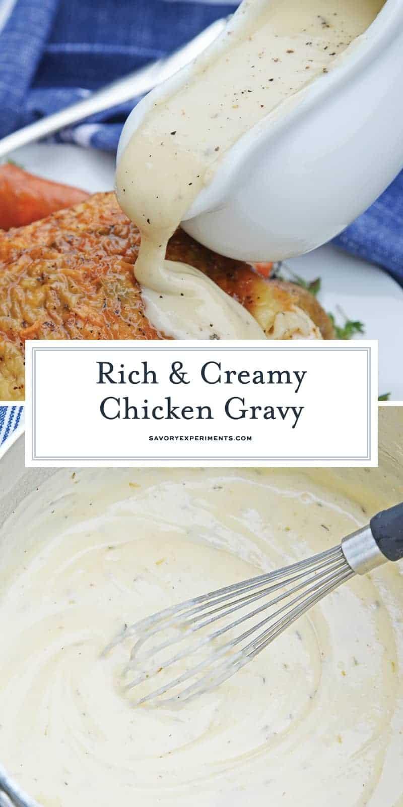 Quick Chicken Gravy  Grandma s Homemade Chicken Gravy