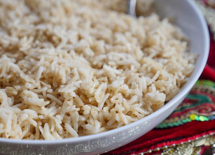 Quick Cook Brown Rice  Instant Pot Brown Basmati Rice