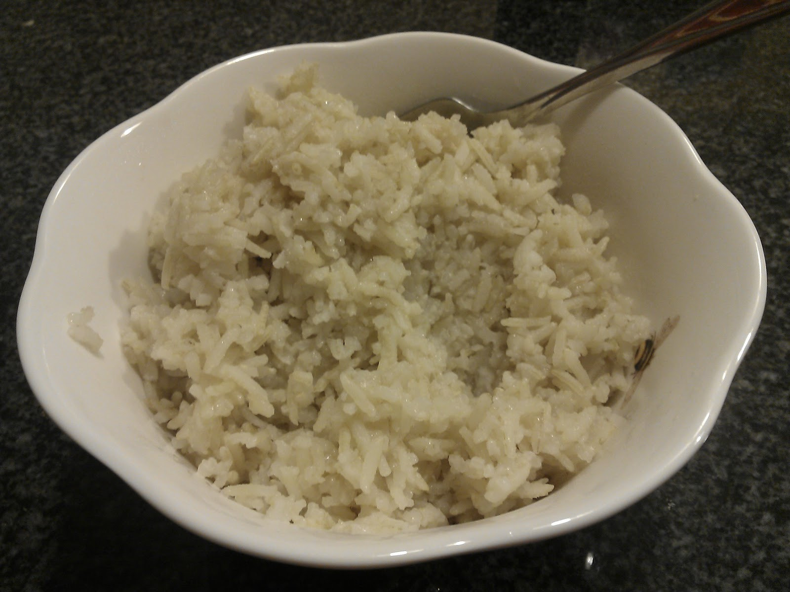 Quick Cook Brown Rice  adventures with an irritable digestive system Trader Joe