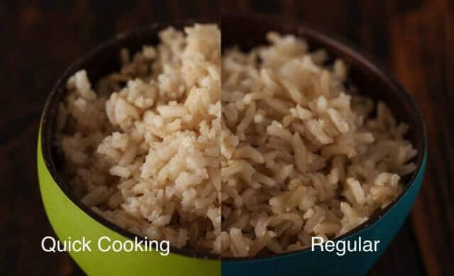 Quick Cook Brown Rice  Review Trader Joe s Quick Cooking Brown Rice Steamy