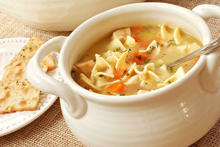 Quick Homemade Chicken Noodle Soup  Quick Homemade Chicken Noodle Soup The Cooking Mom