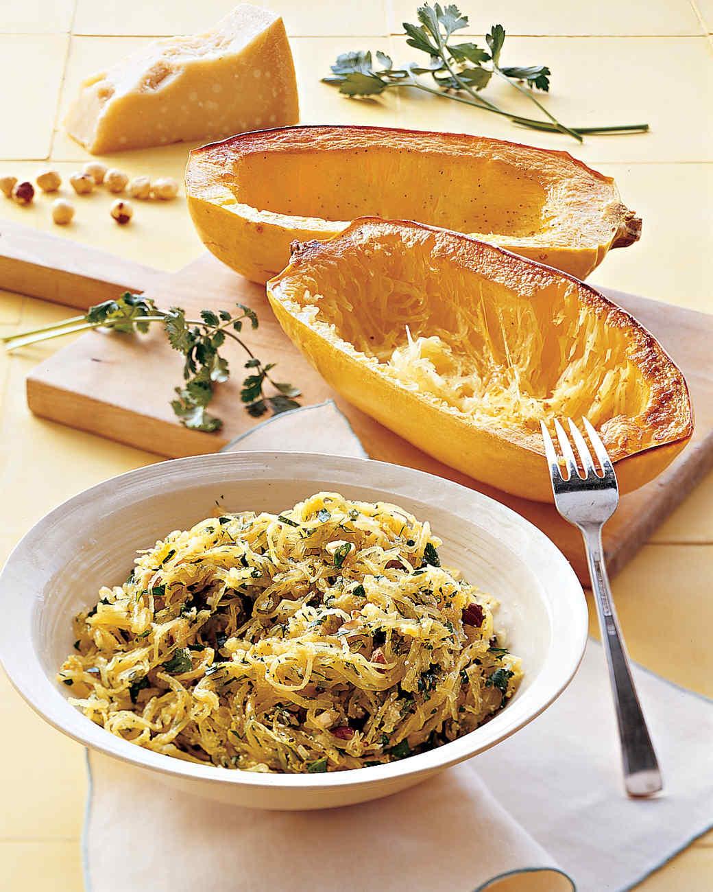 Quick Spaghetti Squash  Super Easy Spaghetti Squash Recipes