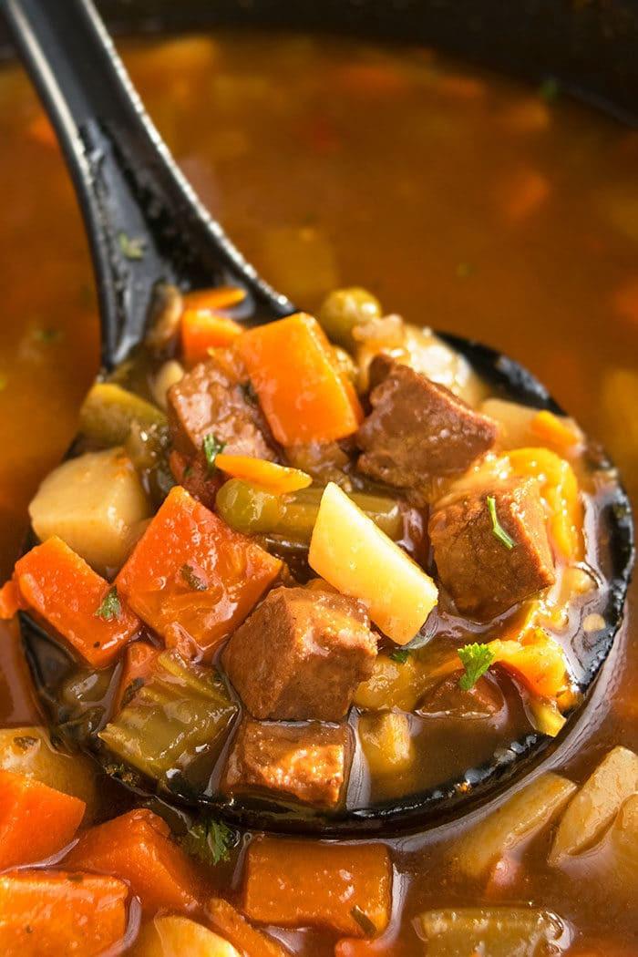 Quick Stew Meat Recipe  Easy Beef Stew Recipe e Pot