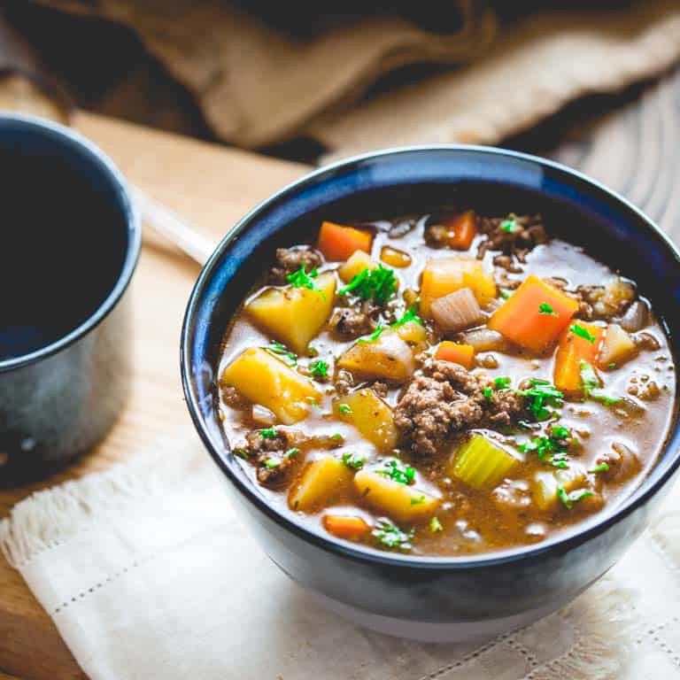 Quick Stew Meat Recipe  quick beef stew Healthy Seasonal Recipes