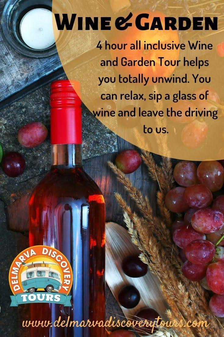 Rainy Day Bachelorette Party Ideas  Wine & Garden Tours in 2020