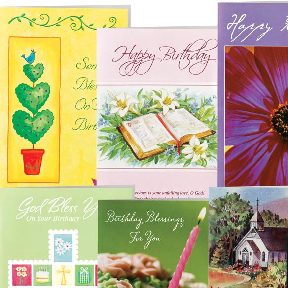 Religious Birthday Cards  Christian Birthday Cards Religious Birthday Cards