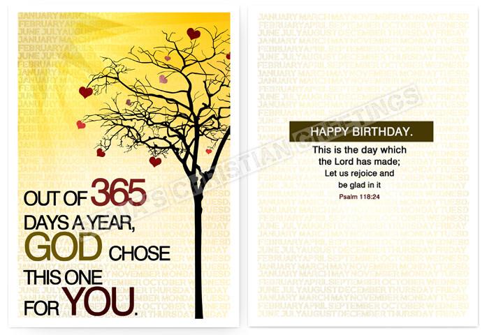 Religious Birthday Cards  Sonja s Christian Greeting Cards