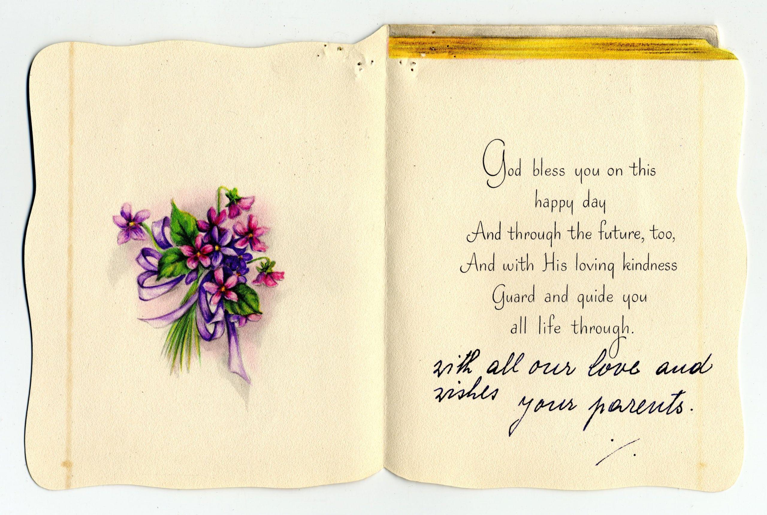 Religious Birthday Cards  Religious Birthday Quotes QuotesGram