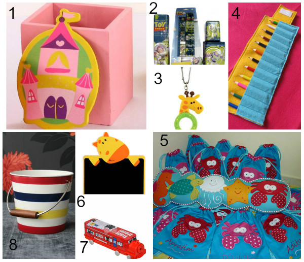 Return Gift Ideas For Kids Birthday Party  Ideas for return ts party ideas Pinterest