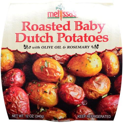 Roasted Baby Dutch Potatoes  Melissa s Roasted Baby Dutch Potatoes 12 oz Walmart