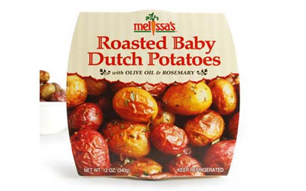 Roasted Baby Dutch Potatoes  Product Spotlight Ve ables