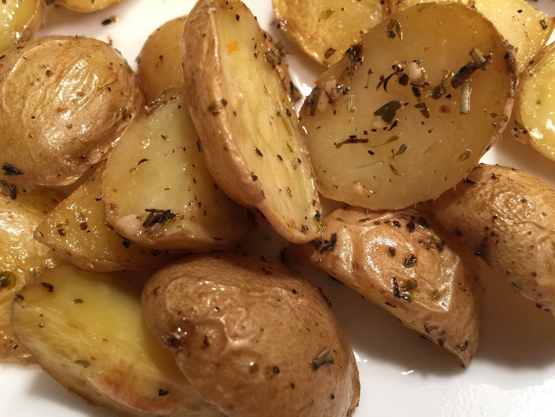 Roasted Baby Dutch Potatoes  Roasted Baby Dutch Potatoes