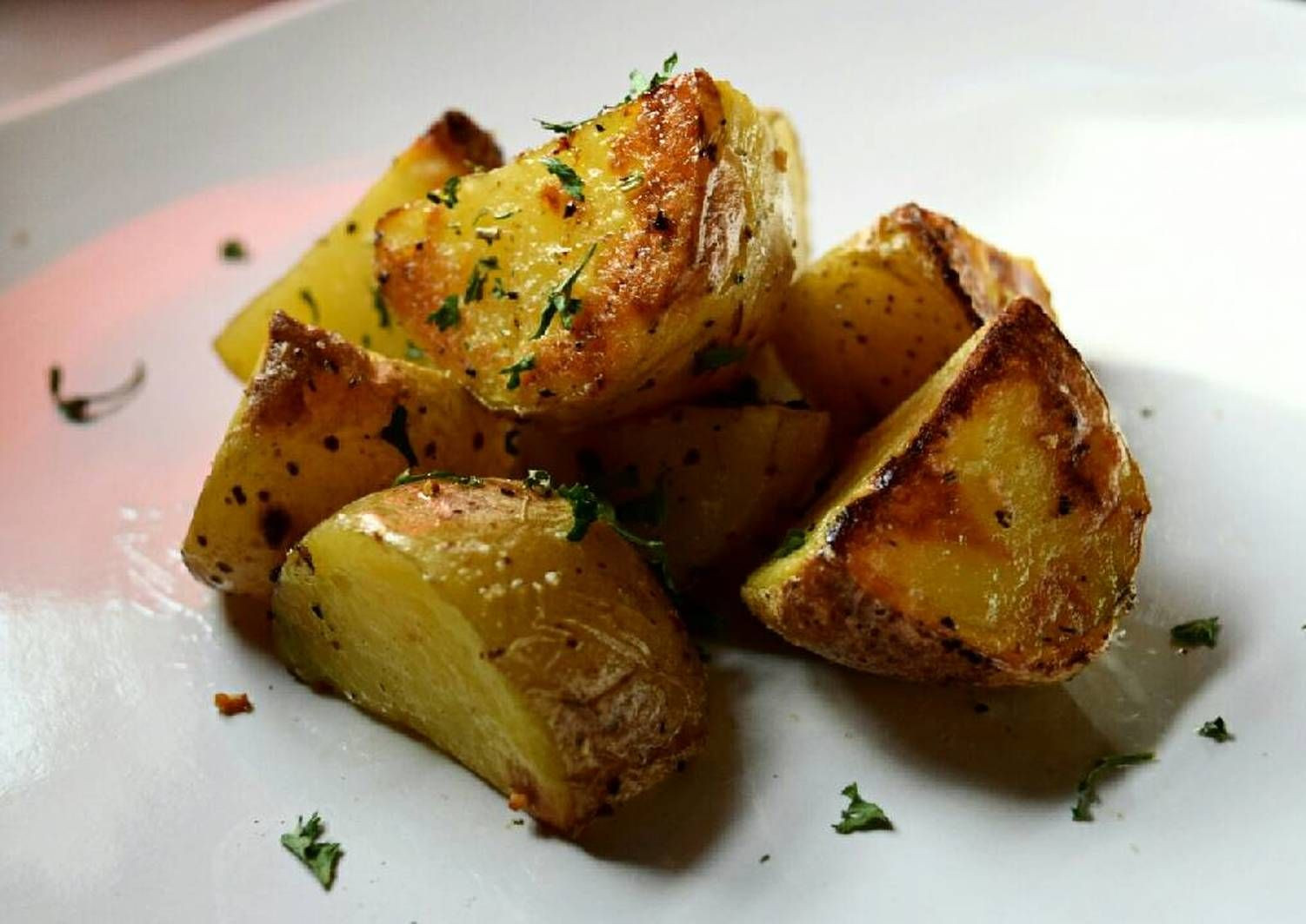 Roasted Baby Dutch Potatoes  Roasted Yellow Potatoes Recipe in 2020