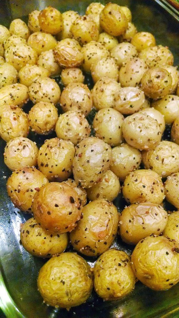 Roasted Baby Dutch Potatoes  Roasted Baby Yellow Dutch Potatoes
