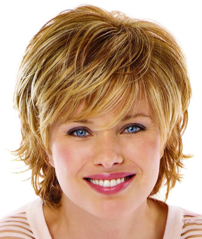 Round Face Short Haircuts  Best Short Hairstyles for Round Faces