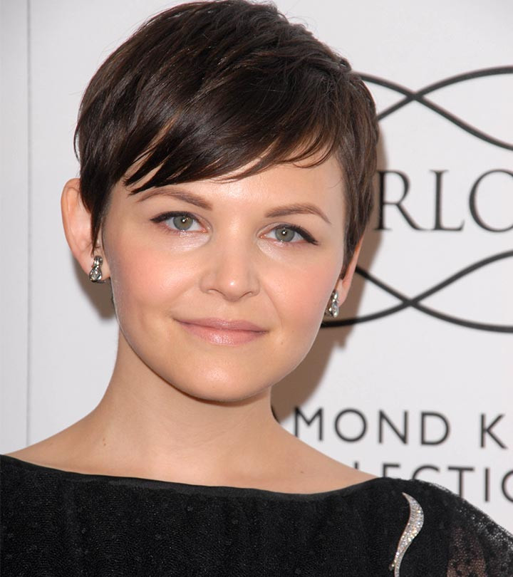 Round Face Short Haircuts  20 Stunning Short Hairstyles For Round Faces Tips And Tricks
