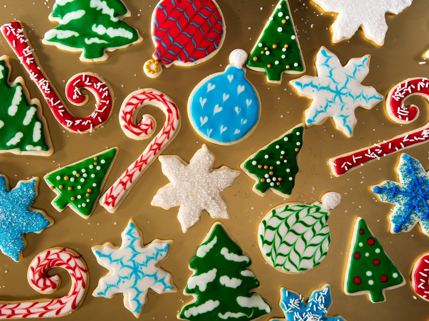 Royal Icing Christmas Cookie  A Royal Icing Tutorial Decorate Christmas Cookies Like a