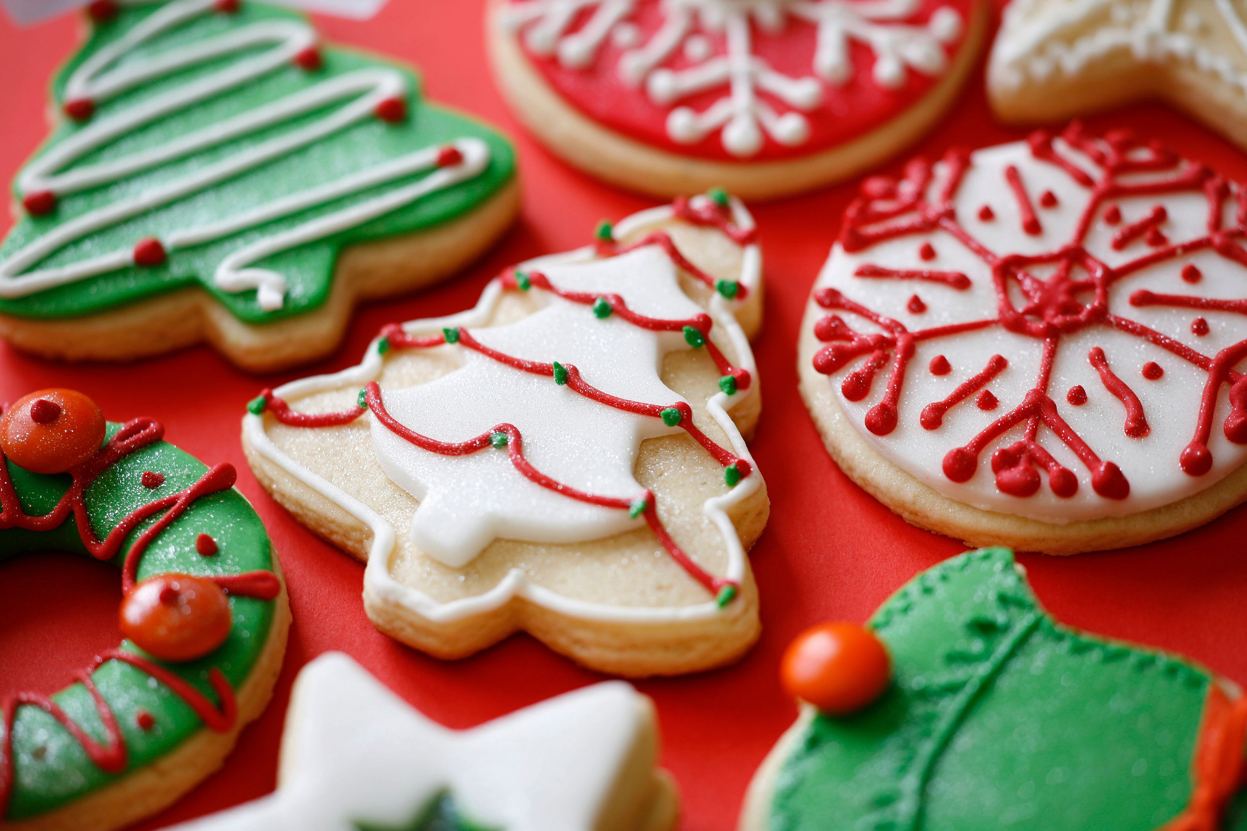 Royal Icing Christmas Cookie  Royal Icing Recipe for Decorating Cookies