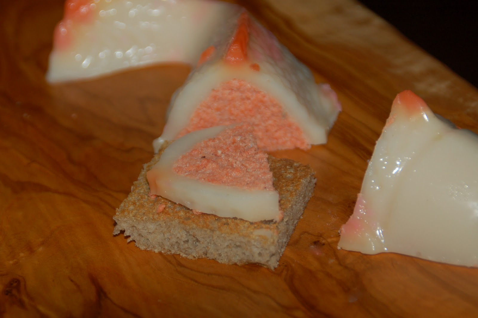 Salmon Mousse Mold  Art is in the kitchen Fish for life Salmon Mousse