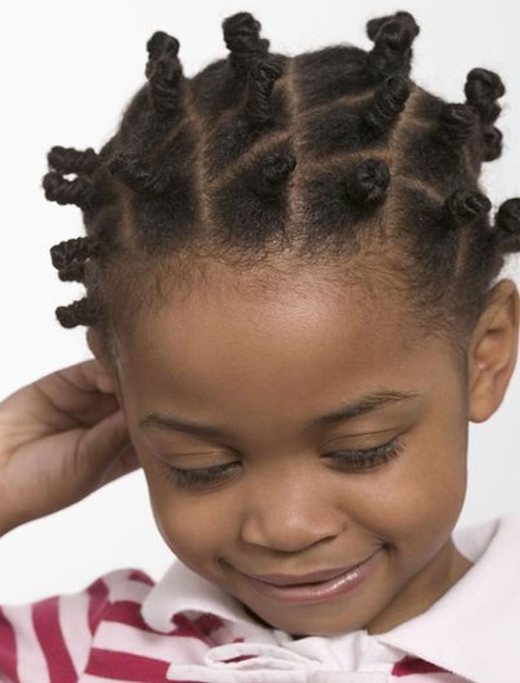 Short Hairstyles For Black Little Girls  14 Best Collection of Black Little Girl Short Hairstyles