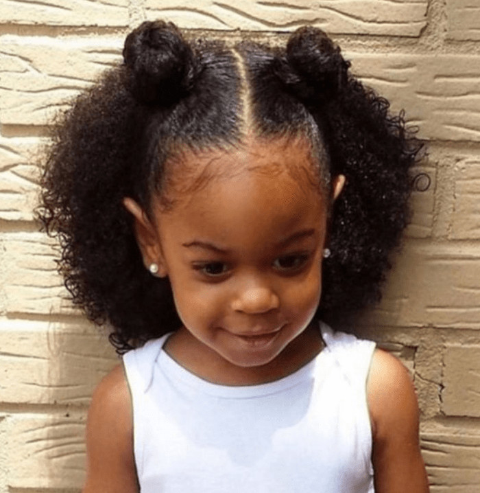 Short Hairstyles For Black Little Girls  58 Great Short Hairstyles for Black Women