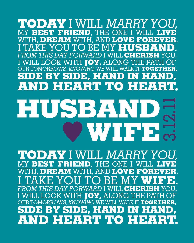 Short Simple Wedding Vows  YOUR Wedding Vows