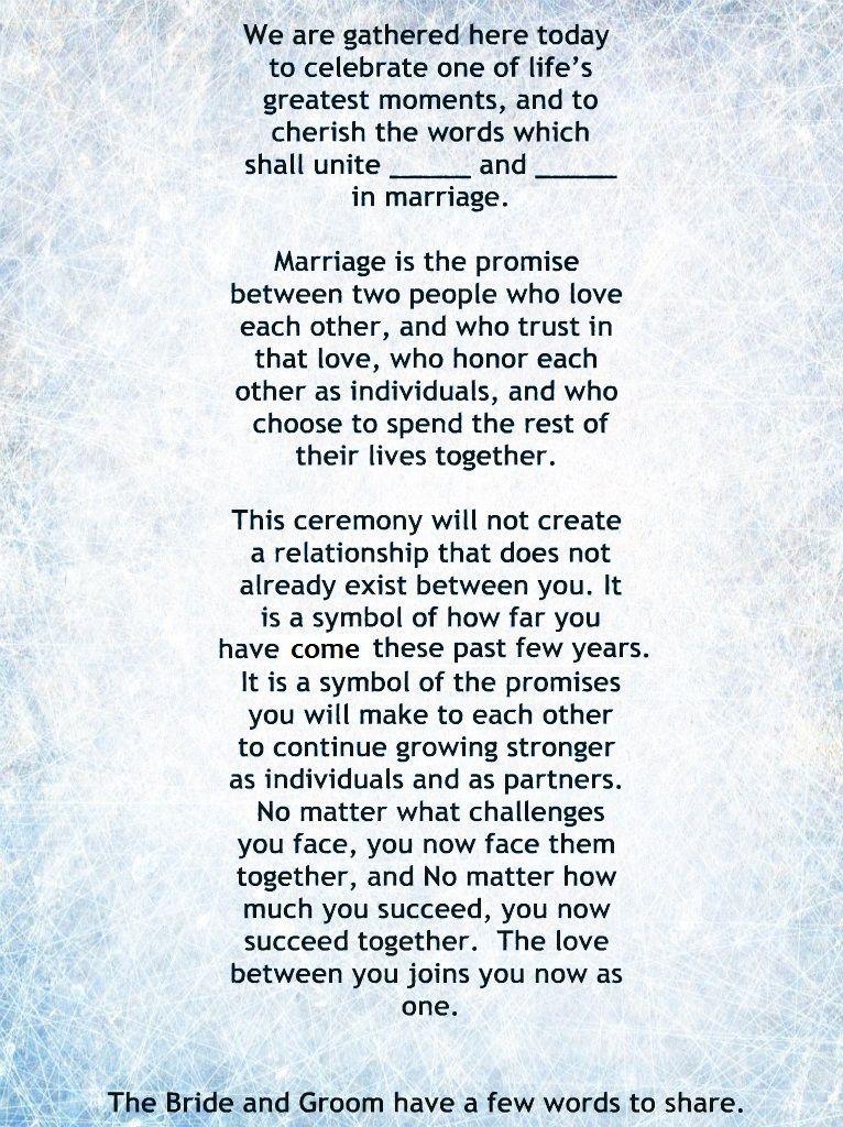 Short Simple Wedding Vows  wedding vows ideas best photos