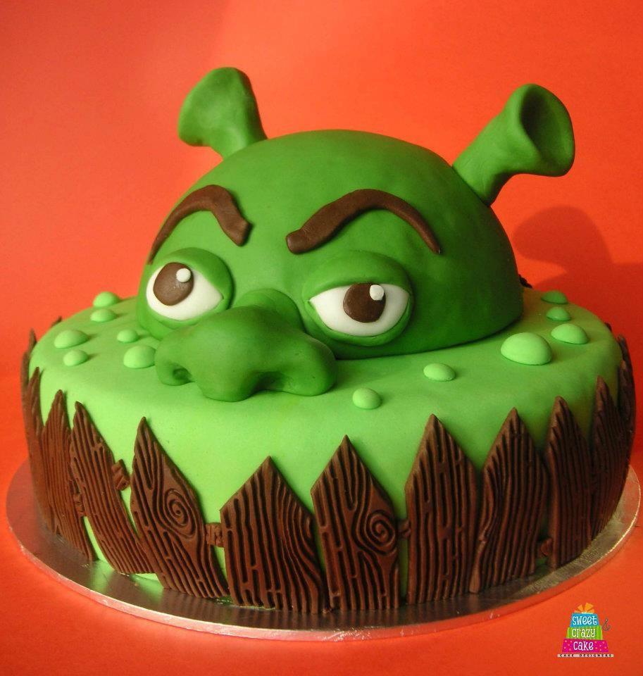 Shrek Birthday Cake  The 25 best Shrek cake ideas on Pinterest