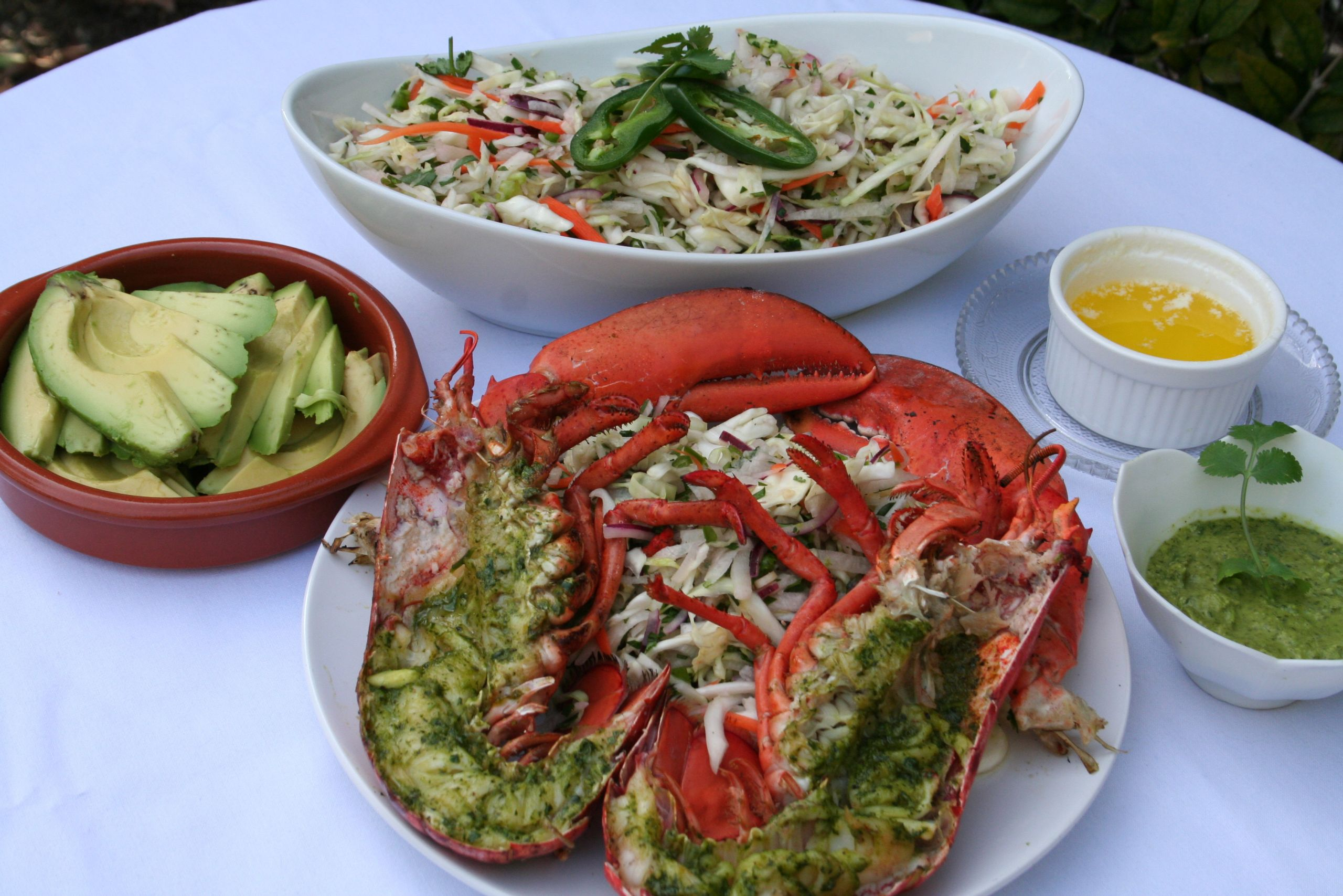 Side Dishes For Seafood  Jicama and Cabbage Slaw A Perfect Side Dish for Seafood