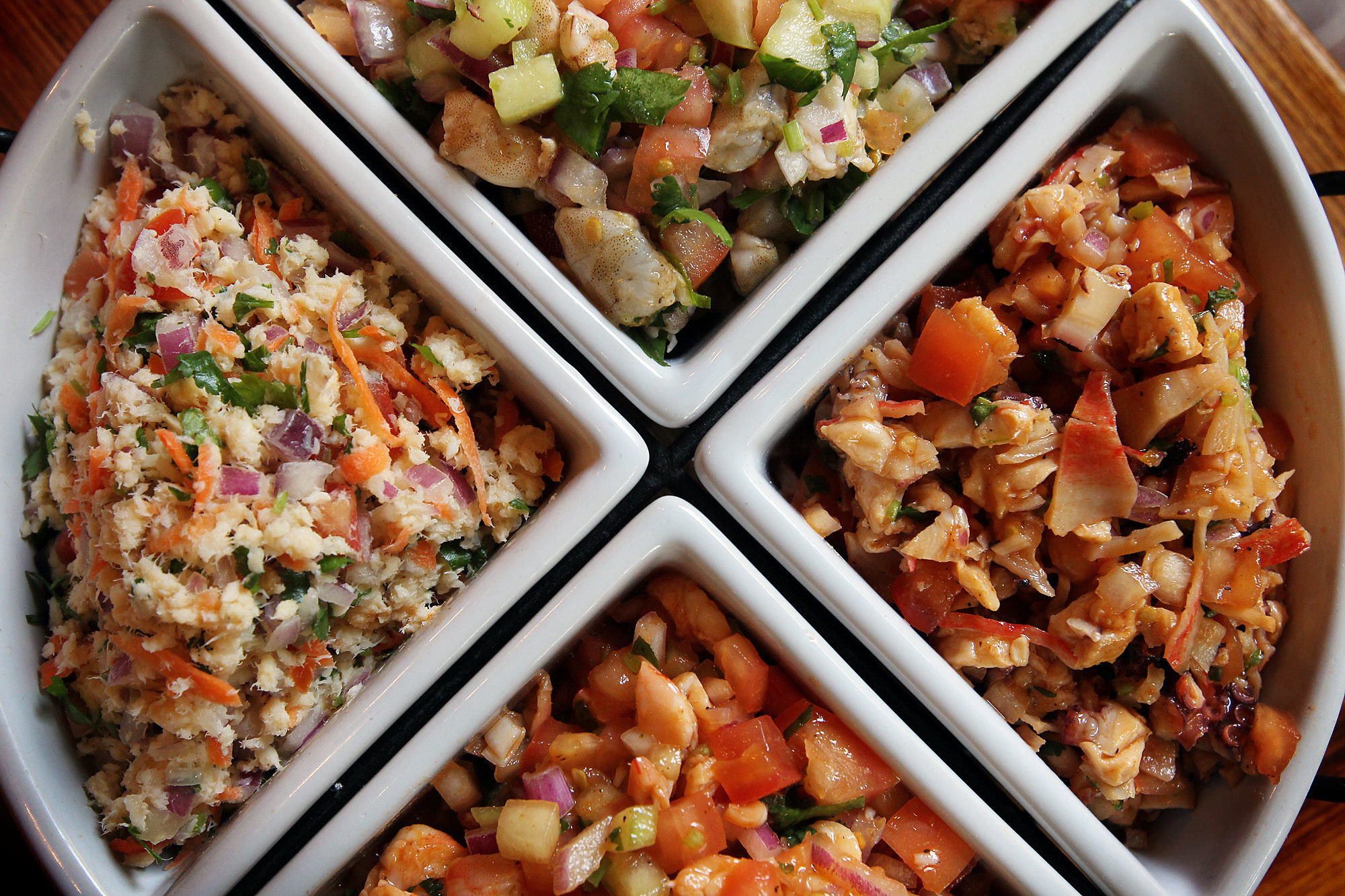 Side Dishes For Seafood  Side dish Mexican seafood San Antonio Express News