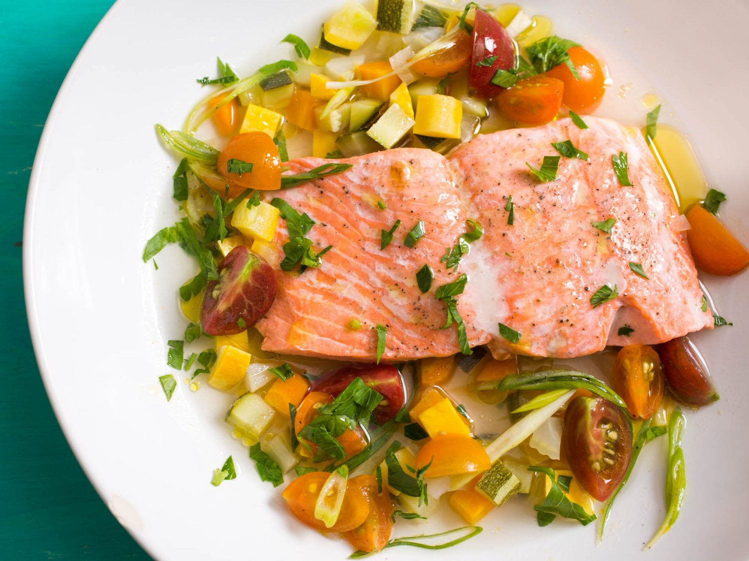 Side Dishes For Seafood  Eat More Fish A Week s Worth of Pescatarian Friendly