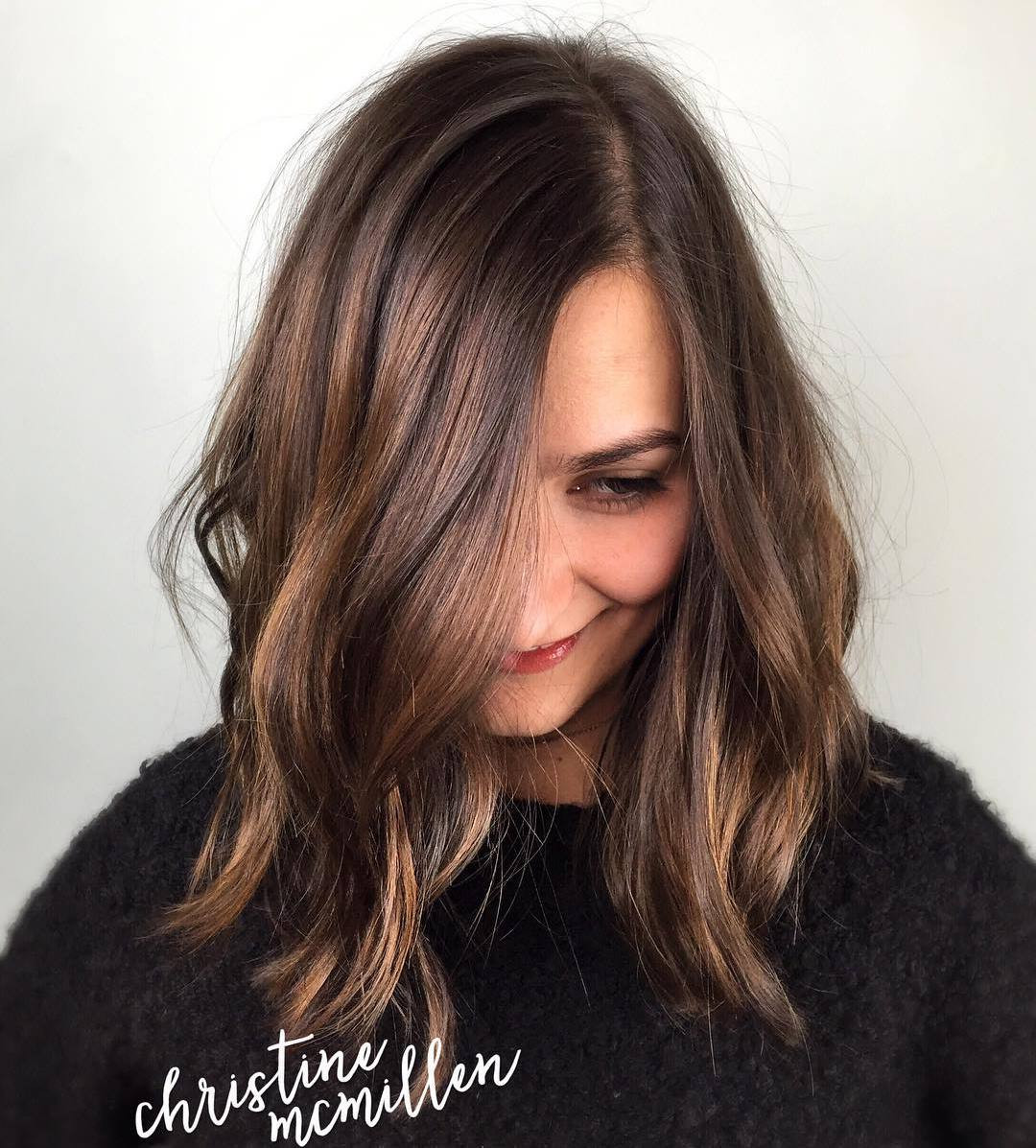 Side Part Hairstyles For Medium Length Hair  65 Devastatingly Cool Haircuts for Thin Hair