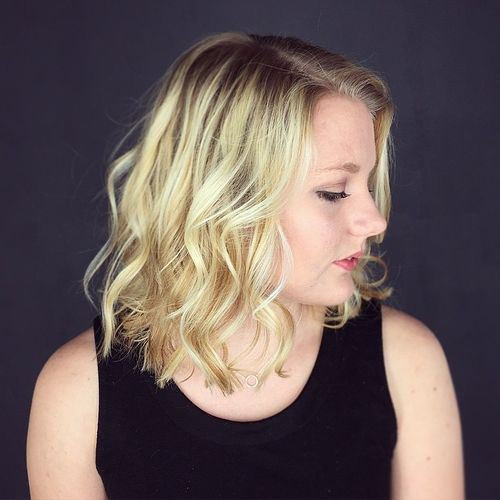 Side Part Hairstyles For Medium Length Hair  20 Medium Length Hairstyles for Thin Hair