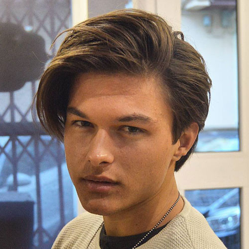 Side Part Hairstyles For Medium Length Hair  37 Best Medium Length Hairstyles For Men 2020 Update