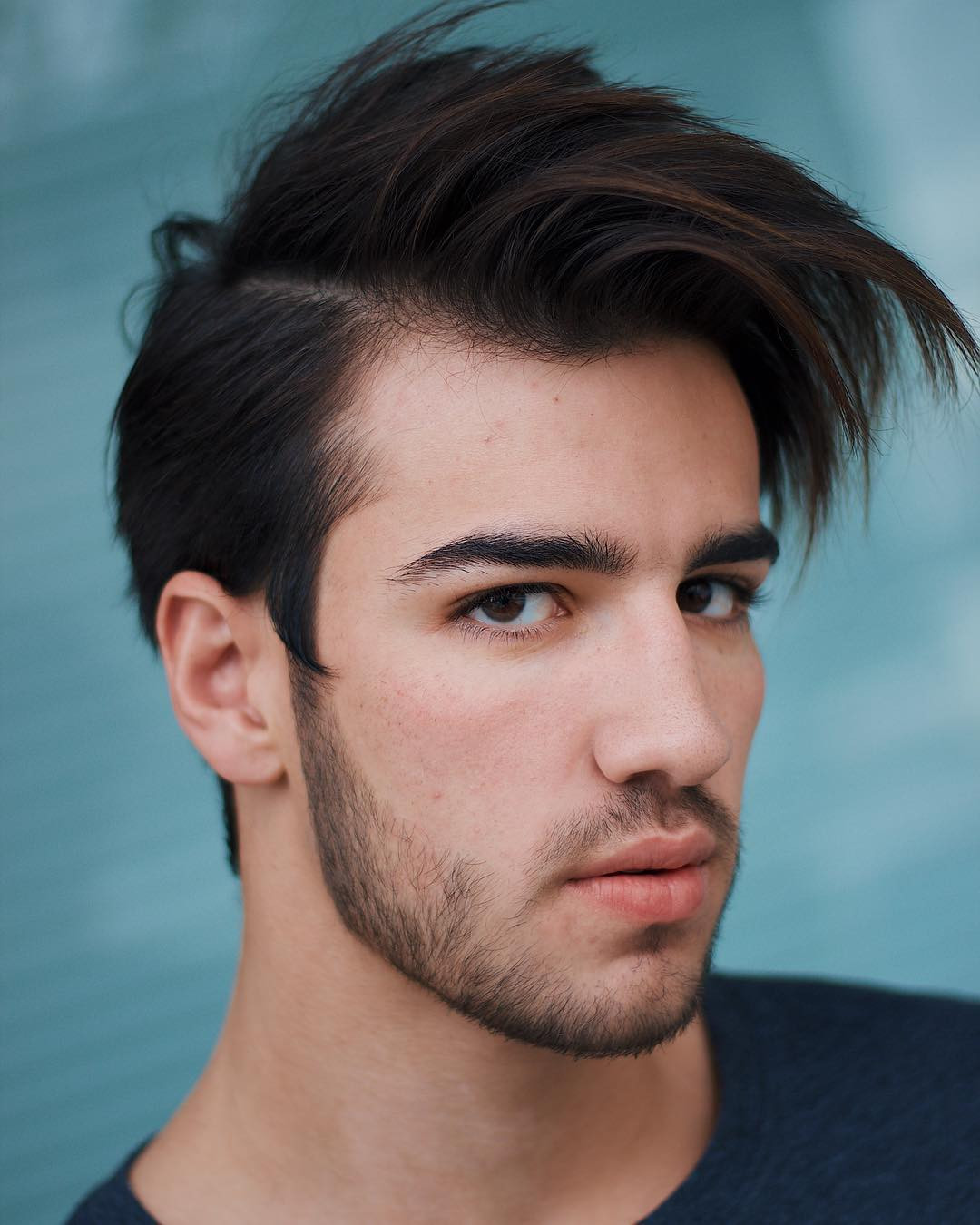 Side Part Hairstyles For Medium Length Hair  22 Best Men s Medium Length Haircuts For 2020