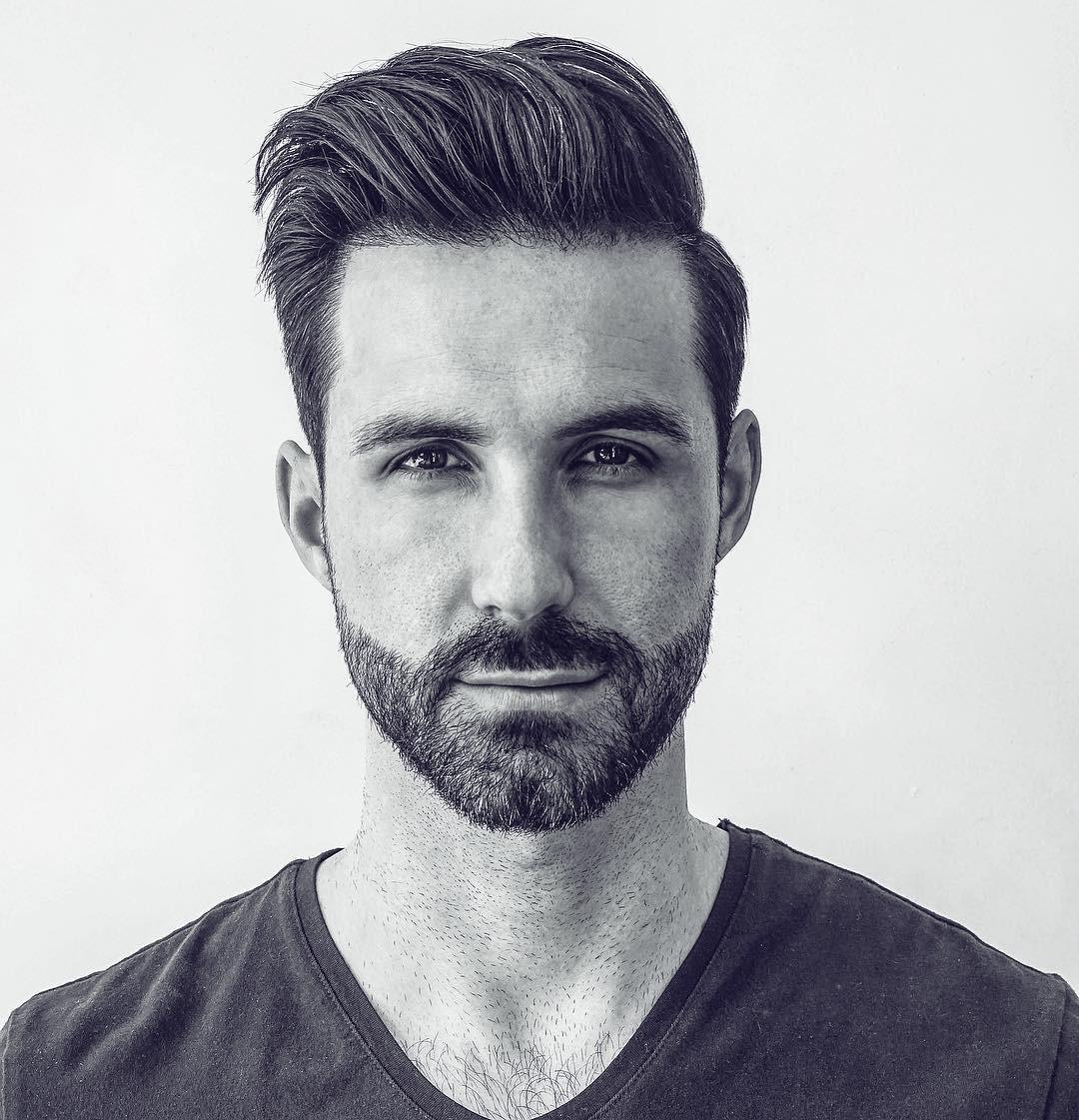 Side Part Hairstyles For Medium Length Hair  20 Medium Length Men s Haircuts 2020 Styles