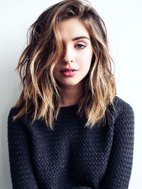 Side Part Hairstyles For Medium Length Hair  37 Medium Length Hairstyles and Haircuts for 2020