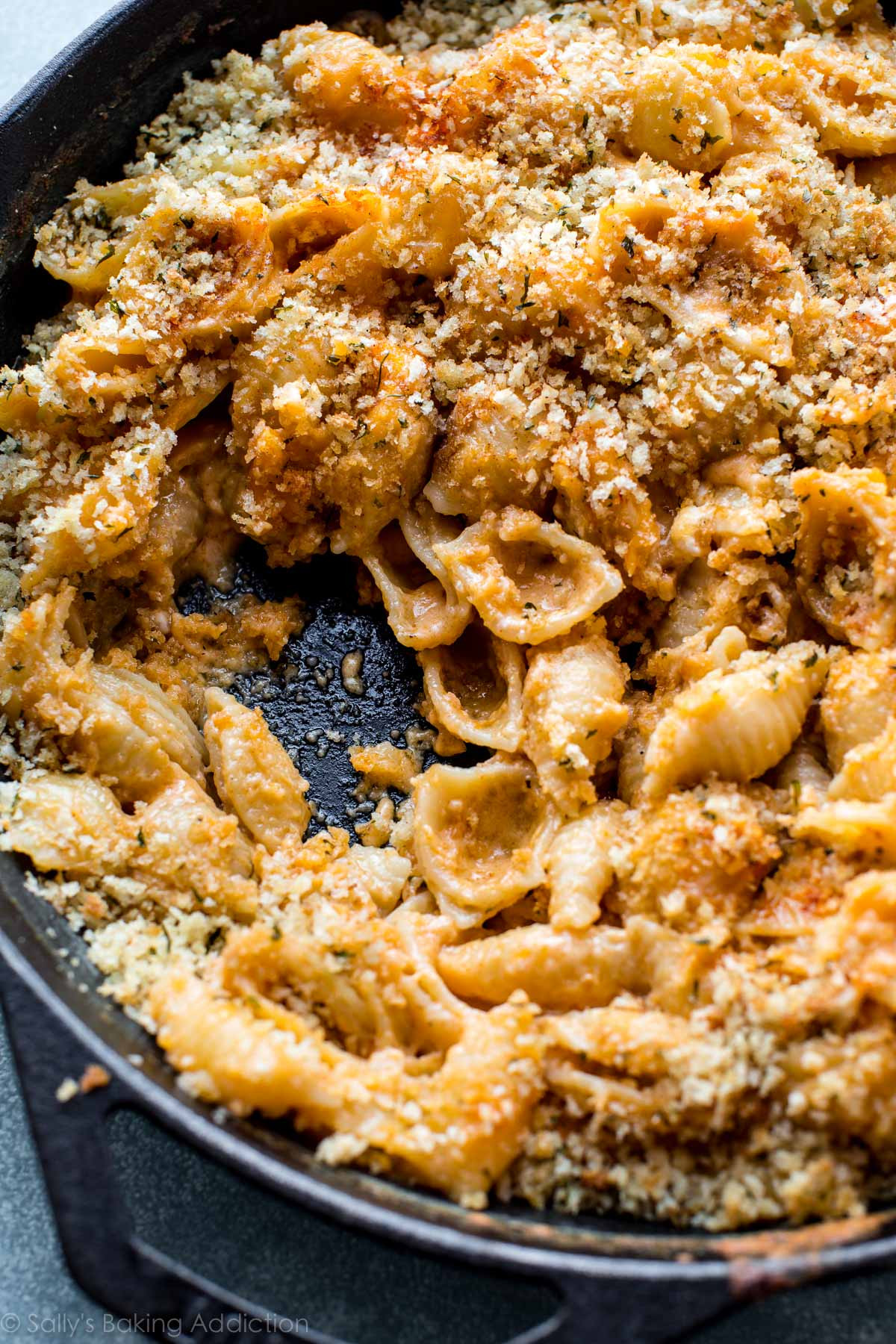 Simple Baked Macaroni And Cheese Recipe  Easy Baked Macaroni and Cheese Sallys Baking Addiction