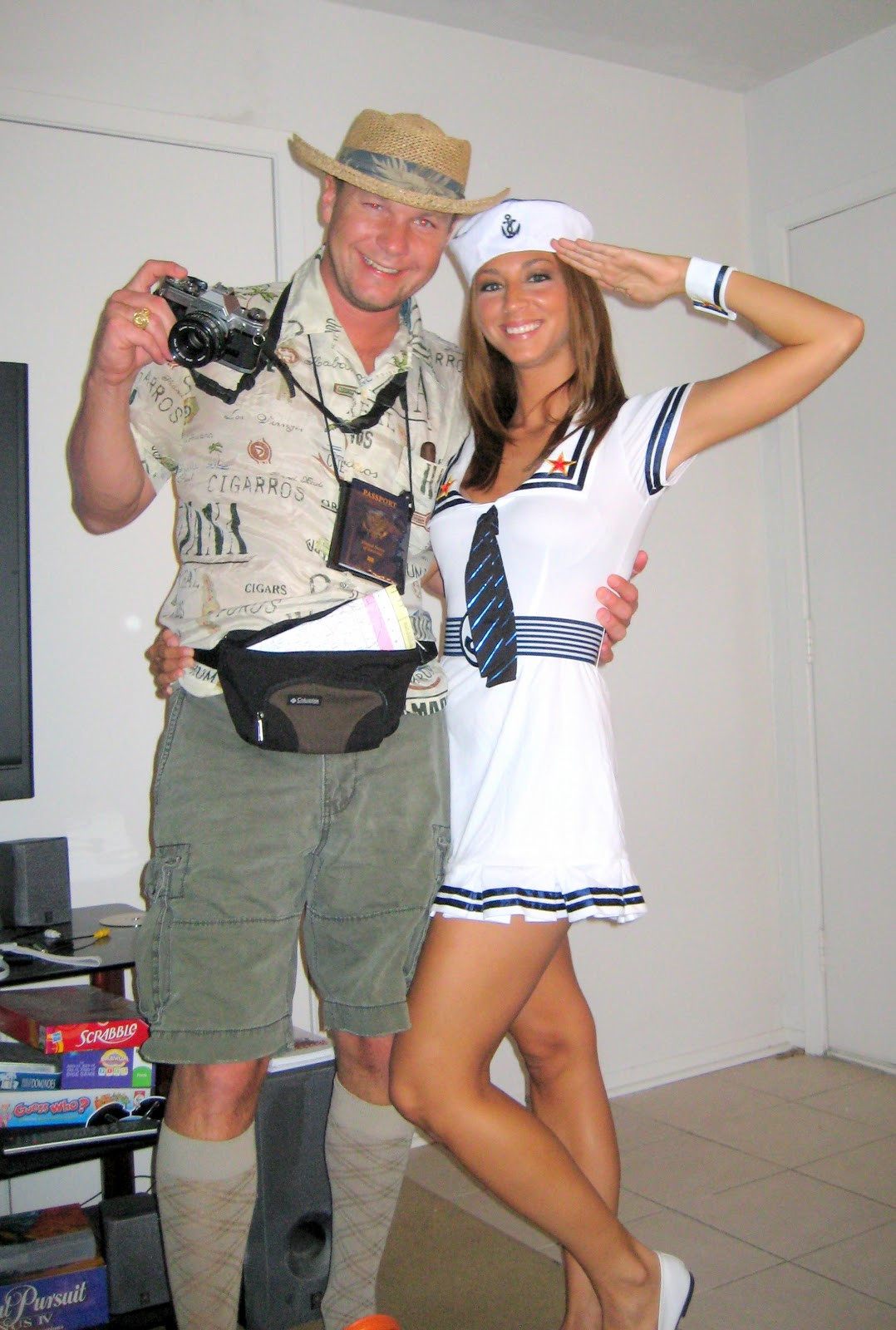 Simple DIY Halloween Costumes For Adults  39 homemade halloween costumes for adults C R A F T