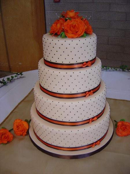 Simple Fall Wedding Cakes  Autumn wedding cake ideas – A Wedding Blog