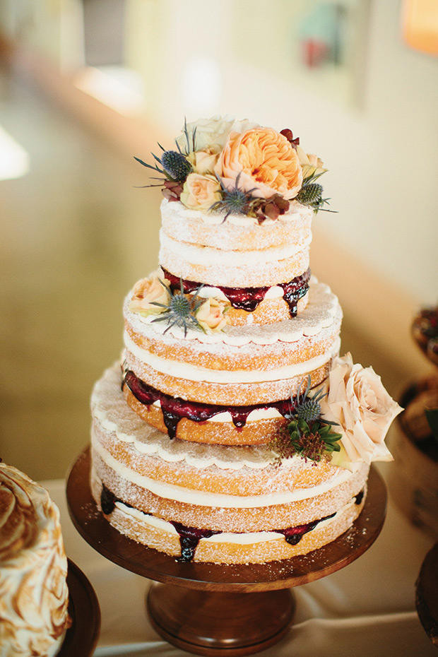 Simple Fall Wedding Cakes  Gorgeous Fall Wedding Cakes We re Drooling Over Southern