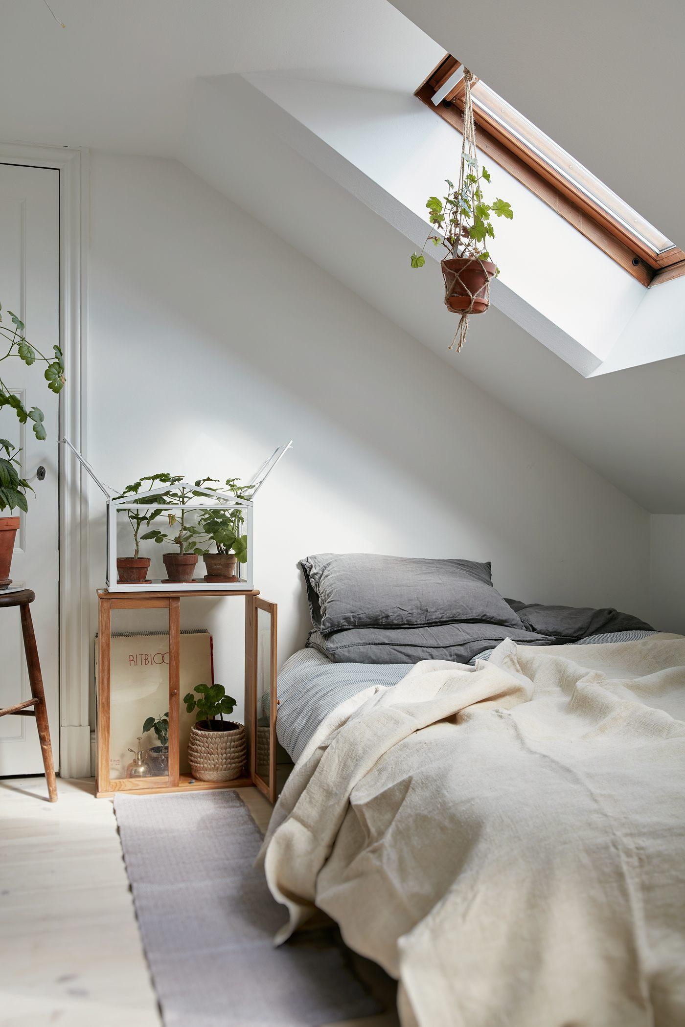 Small Bedroom Plants  40 Minimalist Bedroom Ideas Less is More
