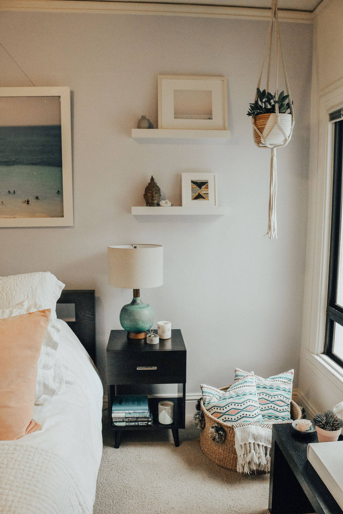 Small Bedroom Plants  How to Style Plants in Small Spaces – Advice from a Twenty