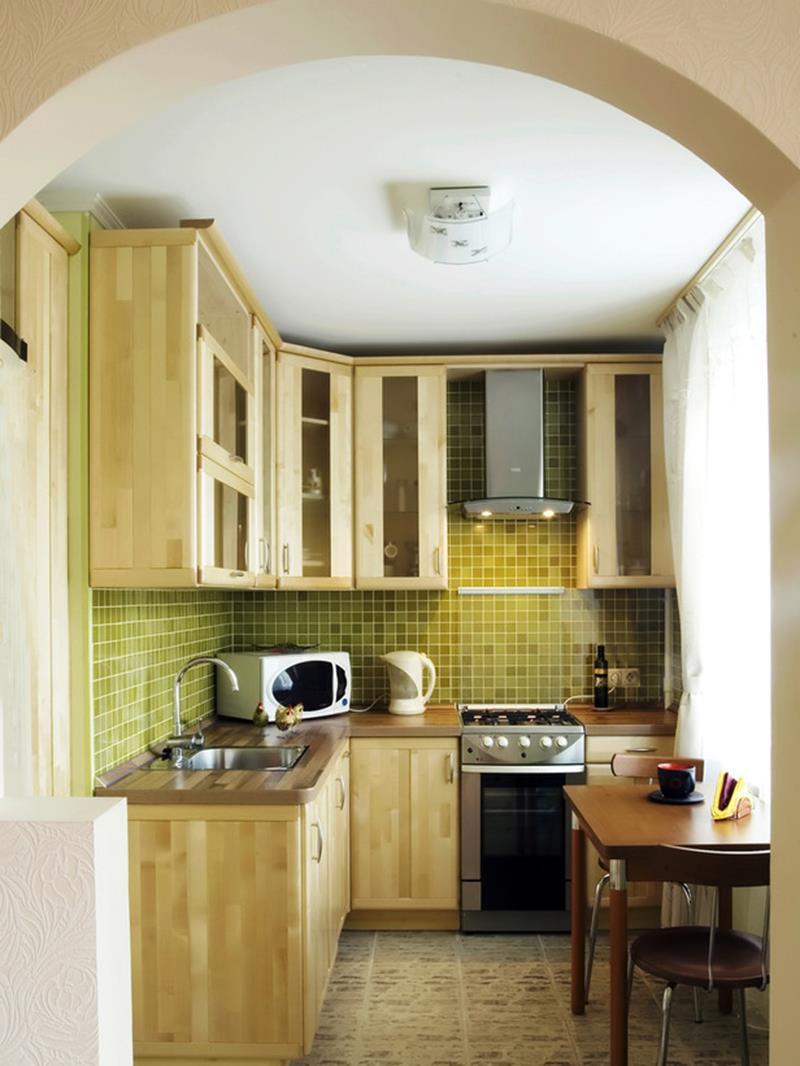 Small Kitchen Ideas  25 Small Kitchen Design Ideas