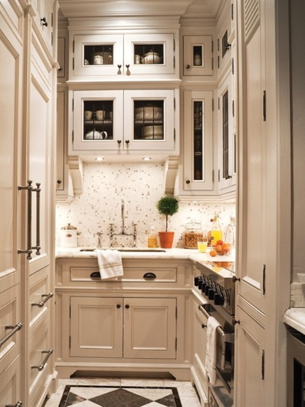 Small Kitchen Ideas  45 Creative Small Kitchen Design Ideas