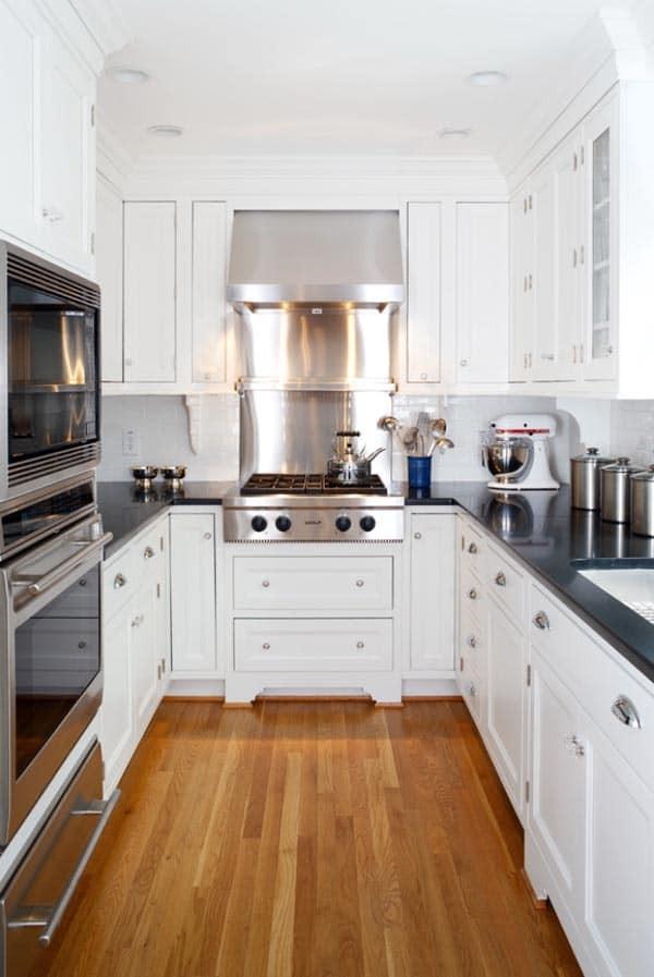 Small Kitchen Ideas  43 Extremely creative small kitchen design ideas